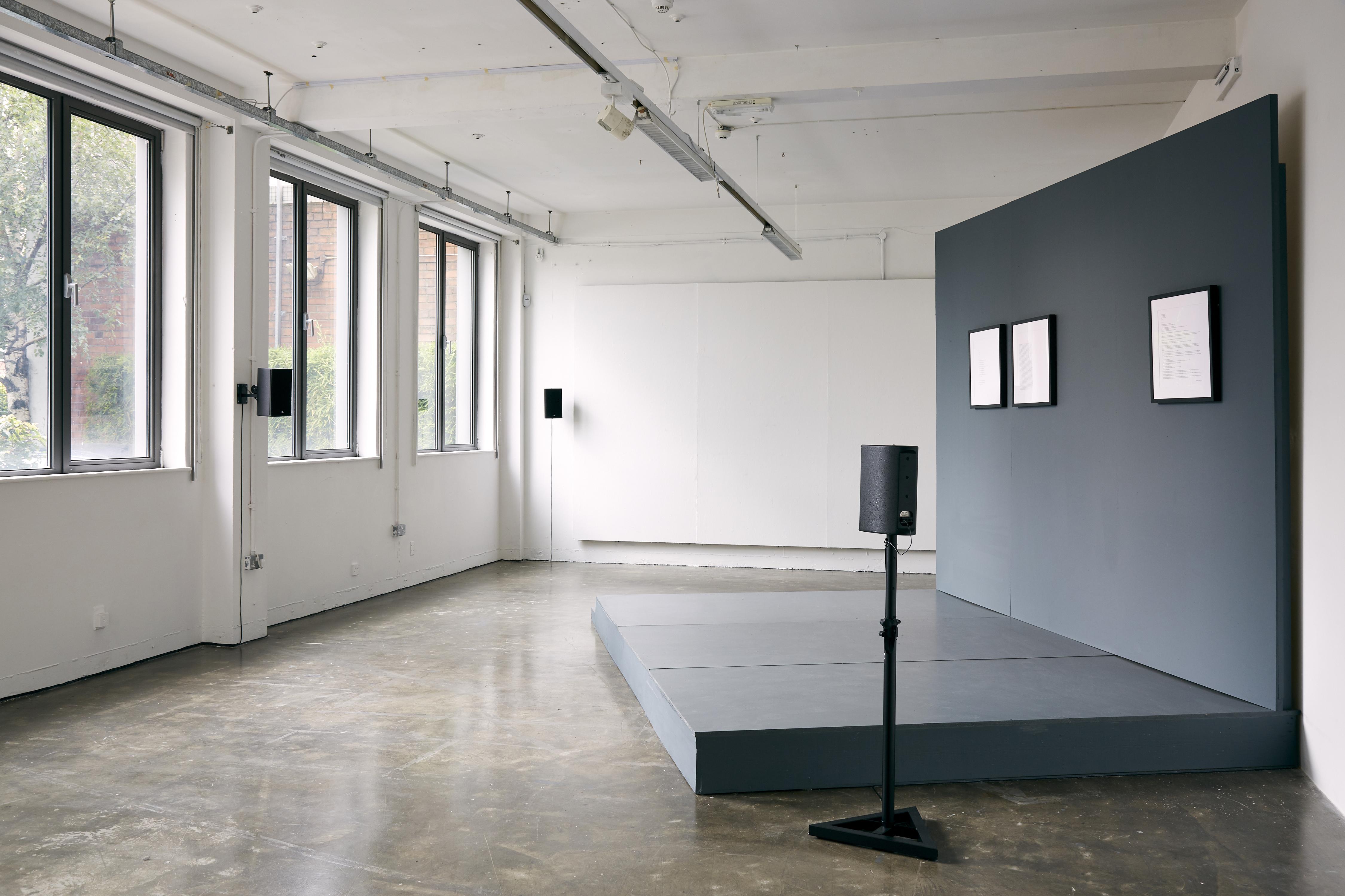 Justine McDonnell - Artist Talk