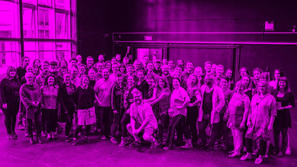 Sparks – Collaborations from inside Vault Artist Studios