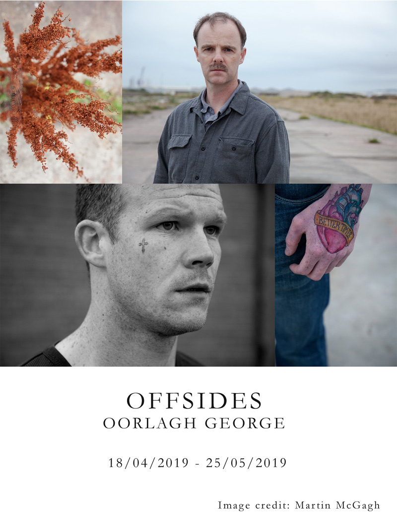 OFFSIDES - OORLAGH GEORGE
