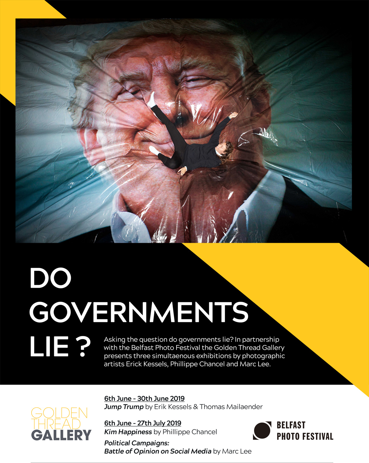 Do Governments Lie?