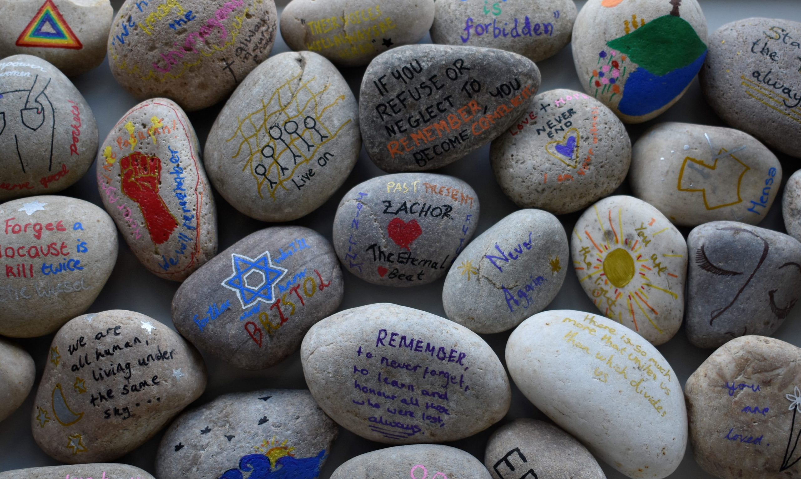 GTG is taking part in Foundation Stones to mark Holocaust Memorial Day