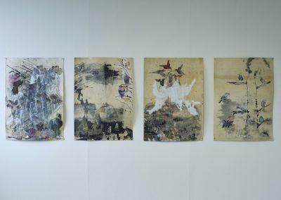 Birds and symbolism inspired by Thomas Brezing