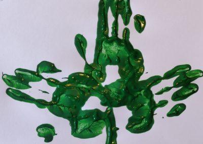St Patrick's Day Handprint Art!