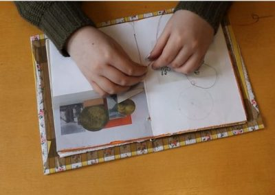 Create an Artist's Notebook with Sophie Daly