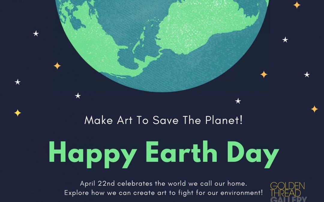 Blog: Celebrate Earth Day 2021