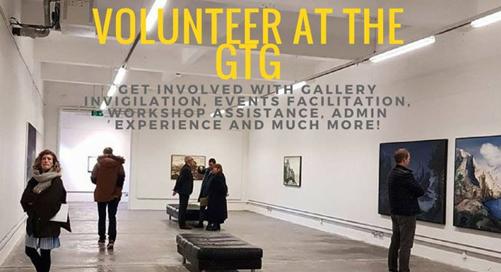 GTG seeks volunteers!