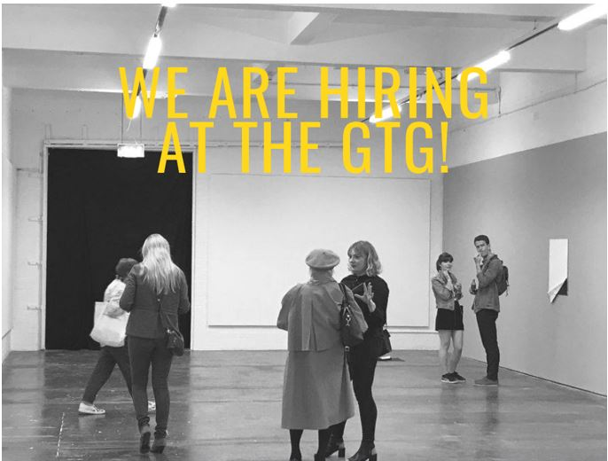 We are hiring: Exhibitions Officer (Maternity Cover)