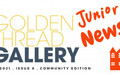 Junior Gallery Newsletter: Community Edition!