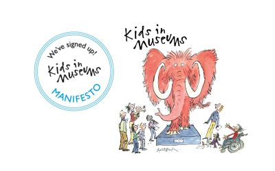 GTG supports the Kids in Museums Manifesto!